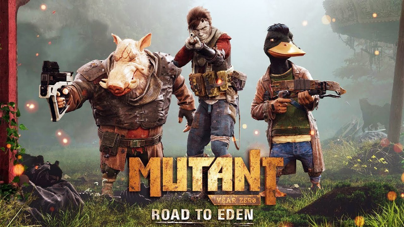 Mutant Year Zero: Road to Eden no sound, gamepad not working